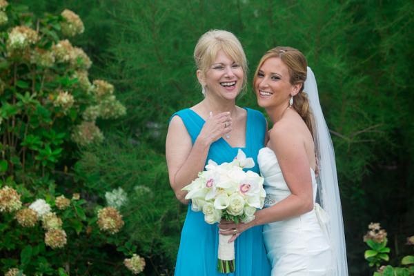 Поздравление для матери на свадьбу дочери