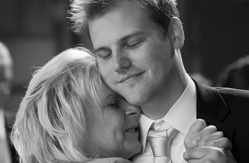 Мама дола своему сыну