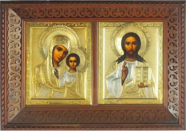 Мать Мария и Иисус