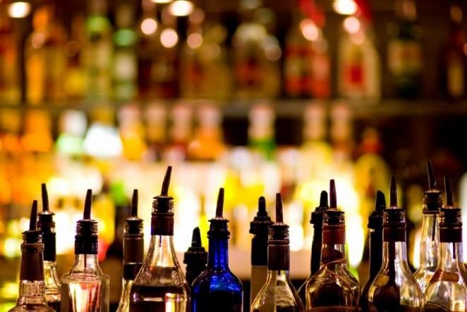 Алкогольные напитки на свадебный банкет