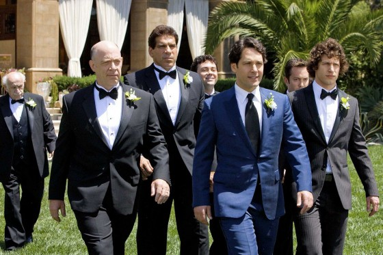 Жених и его команда