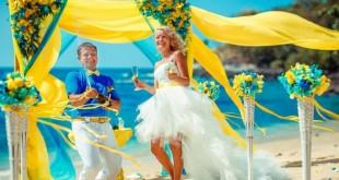 Тематическая свадьба а Египте