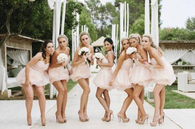 Лучшие подруги невесты