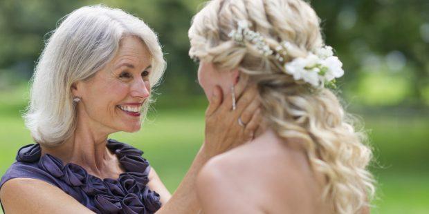 Мама и невеста