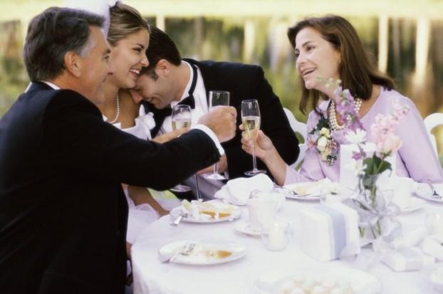 Родители невесты