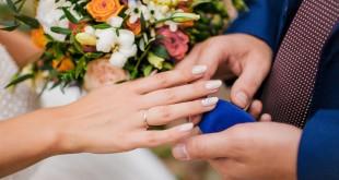 Приметы про обручальное кольцо
