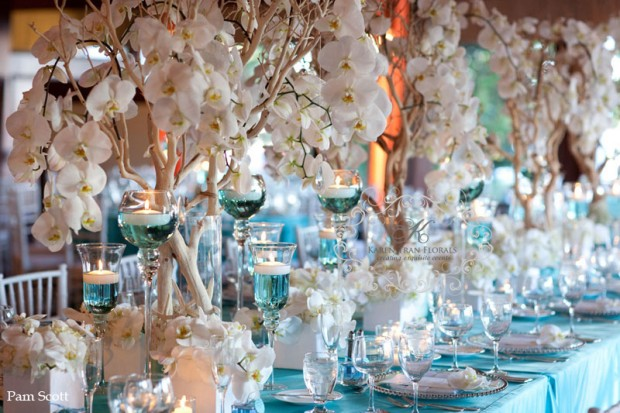 Тиффани-свадьба