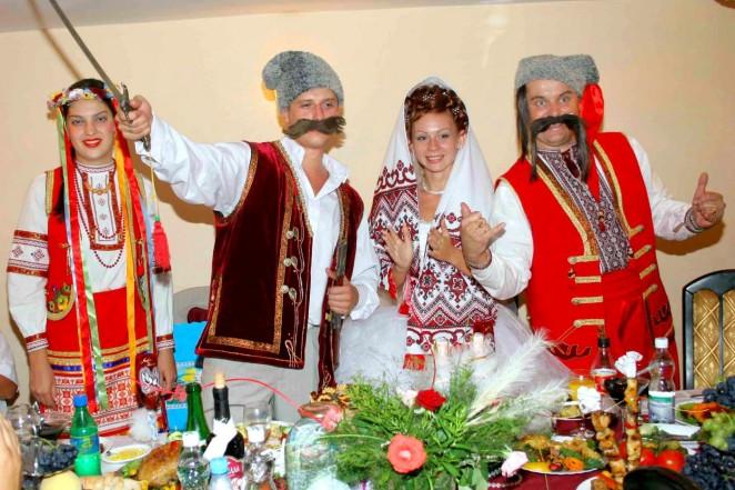 Поздравление на свадьбу на украинском языке