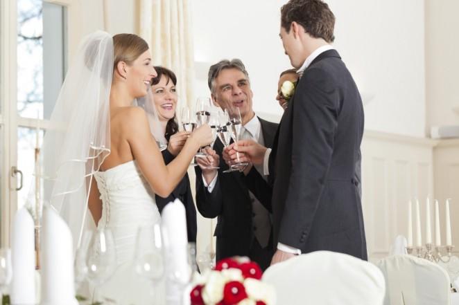 Свадебное поздравление для сына