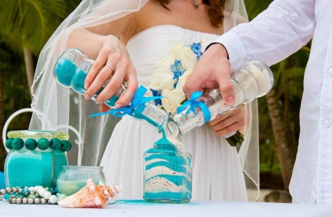 Выбор цвета оформления свадьбы