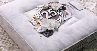 Юбилей свадьбы 25 лет