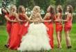Платье для свадьбы подруги
