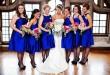 Синий цвет свадьбы