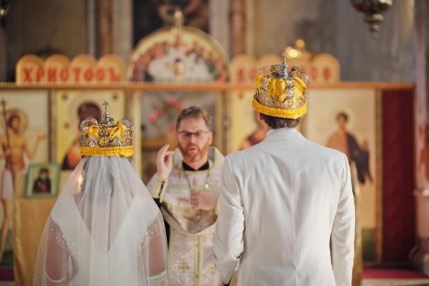 Христианская свадьба