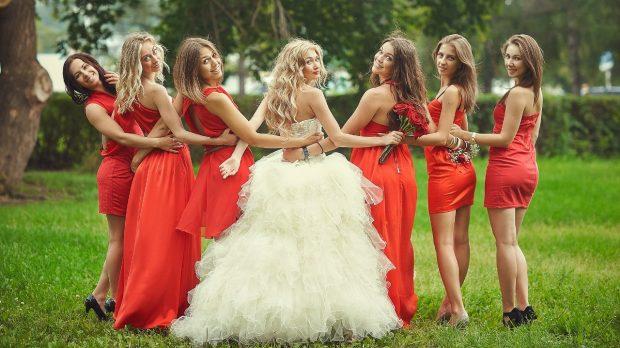 Выбор платья на свадьбу