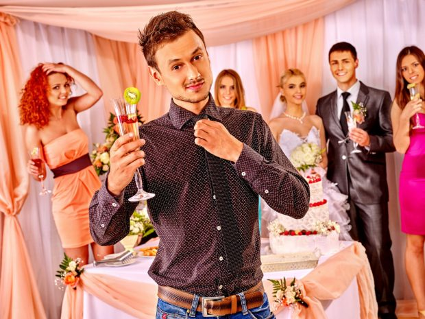 Готовим трогательное поздравление на свадьбу