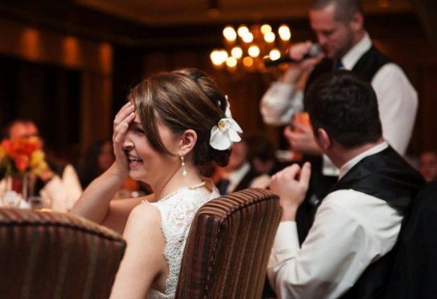 Шуточное поздравление на свадьбу