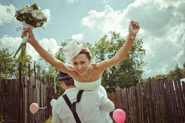 Жених выкупил невесту
