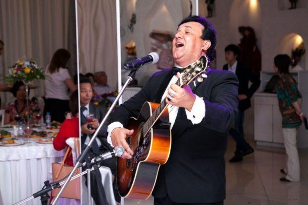 Поздравление песней на свадьбе