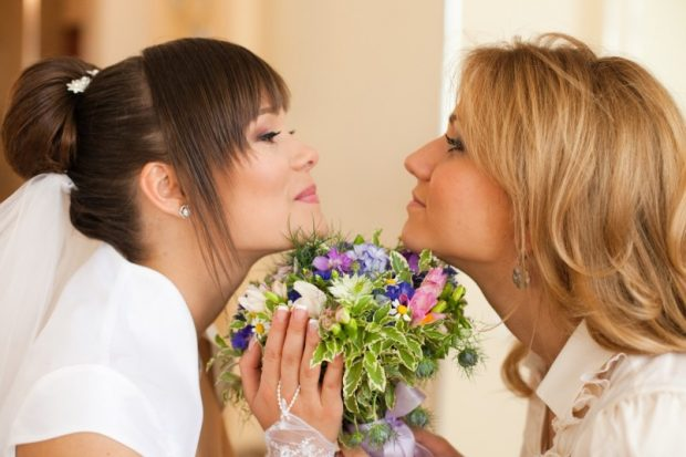 Поздравление невесты от подруги