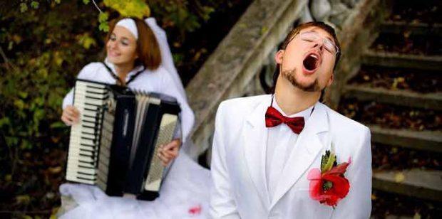 Музыкальное поздравление на свадьбу родителям от молодожен